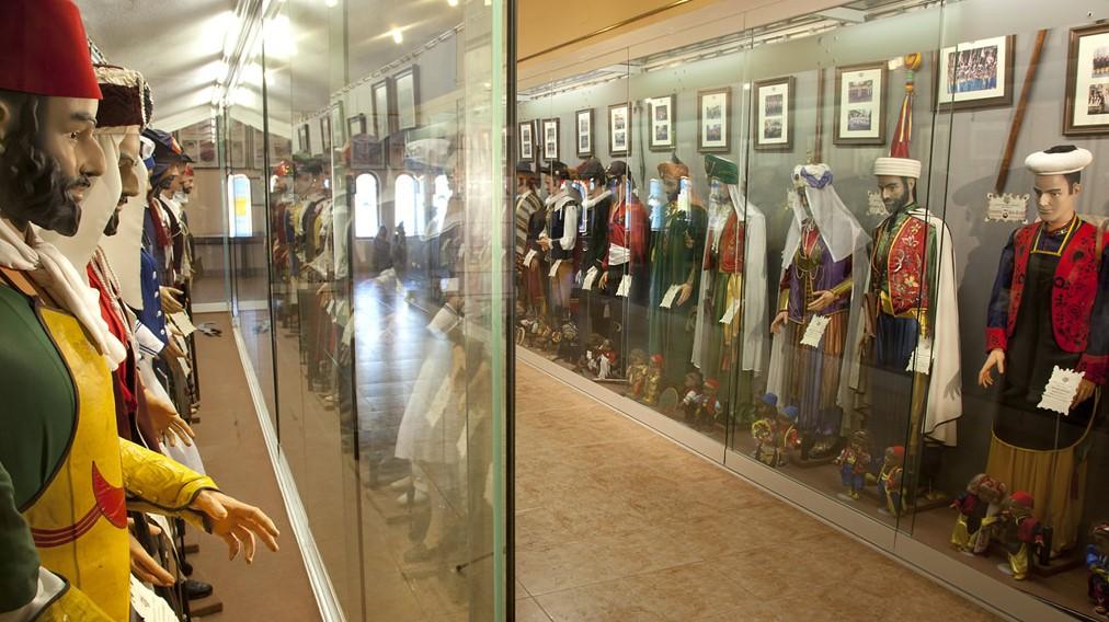 museo indumentaria de las fiestas de villena