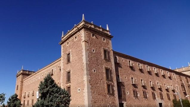 torreon del monasterio de santa maría de el puig