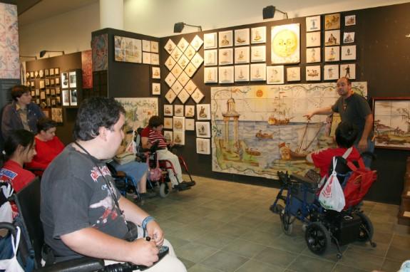 """El Museo del Azulejo """"Manolo Safont"""" es completamente accesible"""