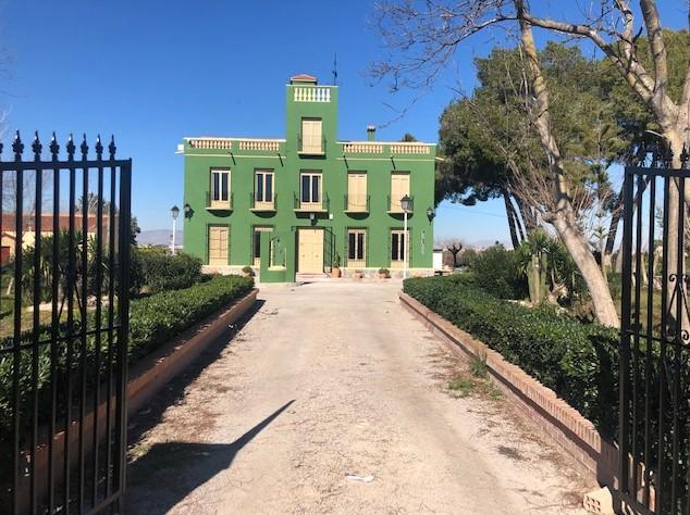 Museo de la Huerta ubicado en la localidad de Rojales