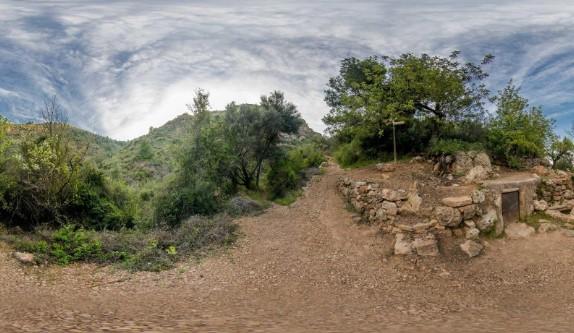La Vall d'Uixó cuenta con una extensa red de senderos en la Sierra de Espadán