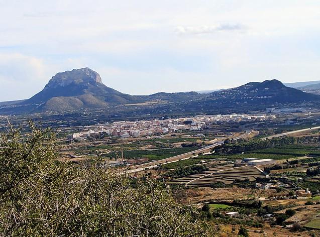 Visión general del municipio de Ondara