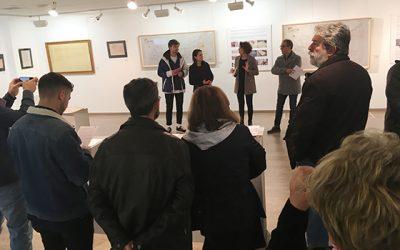 El Ayuntamiento de Quart de Poblet expone sus mapas y planos históricos en la Casa de la Cultura
