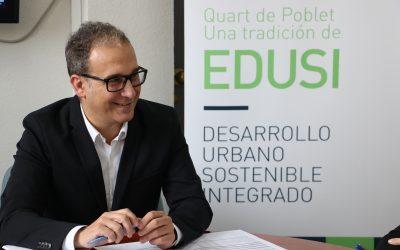 Quart de Poblet planea su desarrollo urbano sostenible conectado con sus áreas empresariales e industriales